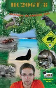 Anton OG2K Galapagoksella