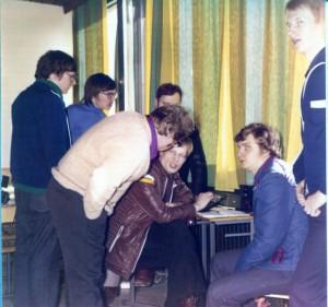 Harrastenäyttely 4.1974