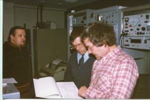 YlLEn mittausasemalla Jokelassa 9.1982